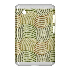 Pastel Sketch Samsung Galaxy Tab 2 (7 ) P3100 Hardshell Case  by FunkyPatterns