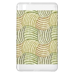 Pastel Sketch Samsung Galaxy Tab Pro 8 4 Hardshell Case by FunkyPatterns