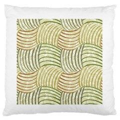 Pastel Sketch Standard Flano Cushion Case (one Side) by FunkyPatterns