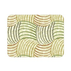 Pastel Sketch Double Sided Flano Blanket (mini)  by FunkyPatterns