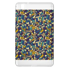 Pastel Tiles Samsung Galaxy Tab Pro 8 4 Hardshell Case by FunkyPatterns