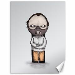 Dr  Lecter Canvas 36  X 48   by lvbart