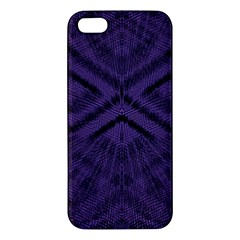 Celestial Atoms Apple Iphone 5 Premium Hardshell Case by MRTACPANS