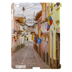 La Ronda Street Quito Ecuador Apple Ipad 3/4 Hardshell Case (compatible With Smart Cover) by dflcprints