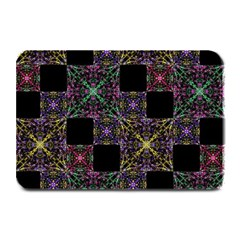 Ornate Boho Patchwork Plate Mats by dflcprints