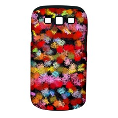 Colorful Brush Strokes                                             samsung Galaxy S Iii Classic Hardshell Case (pc+silicone) by LalyLauraFLM