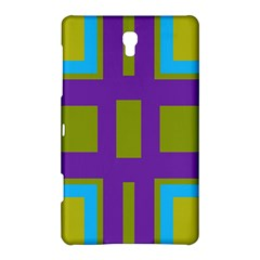 Angles And Shapes                                                 samsung Galaxy Tab S (8 4 ) Hardshell Case by LalyLauraFLM