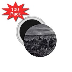 Ecuador Landscape Scene At Andes Range 1 75  Magnets (100 Pack)  by dflcprints