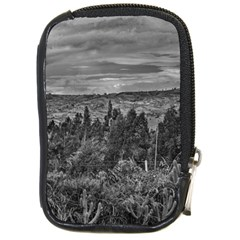 Ecuador Landscape Scene At Andes Range Compact Camera Cases by dflcprints