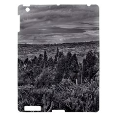 Ecuador Landscape Scene At Andes Range Apple Ipad 3/4 Hardshell Case by dflcprints