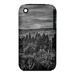 Ecuador Landscape Scene At Andes Range Apple Iphone 3g/3gs Hardshell Case (pc+silicone) by dflcprints
