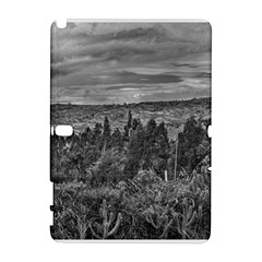 Ecuador Landscape Scene At Andes Range Samsung Galaxy Note 10 1 (p600) Hardshell Case by dflcprints