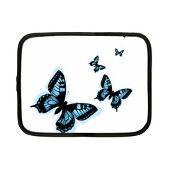Butterflies Netbook Case (small)  by TRENDYcouture