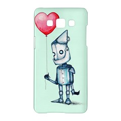 Tin Man Samsung Galaxy A5 Hardshell Case  by lvbart