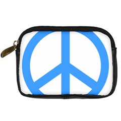 Blue Peace Digital Camera Cases by TRENDYcouture