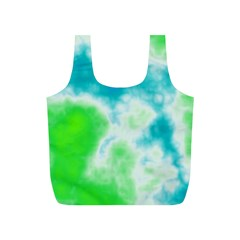 Calming Sky Full Print Recycle Bags (S)  by TRENDYcouture