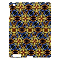 Vibrant Medieval Check Apple Ipad 3/4 Hardshell Case by dflcprints