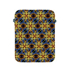 Vibrant Medieval Check Apple Ipad 2/3/4 Protective Soft Cases by dflcprints