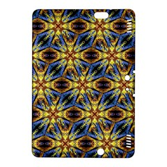 Vibrant Medieval Check Kindle Fire Hdx 8 9  Hardshell Case by dflcprints