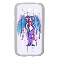 Dirty Wings Samsung Galaxy Grand Duos I9082 Case (white) by lvbart