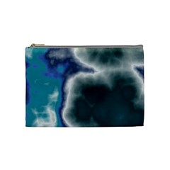 Oceanic Cosmetic Bag (medium)  by TRENDYcouture