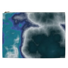 Oceanic Cosmetic Bag (xxl)  by TRENDYcouture
