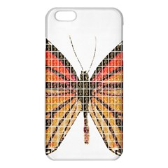 Butterfly iPhone 6 Plus/6S Plus TPU Case by cocksoupart