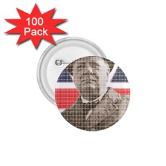 Churchill 1 1.75  Buttons (100 pack)  by cocksoupart