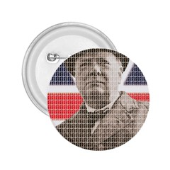 Winston Churchill 2.25  Buttons by cocksoupart