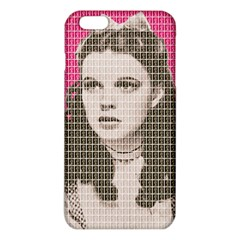 Over The Rainbow   Pink Iphone 6 Plus/6s Plus Tpu Case by cocksoupart