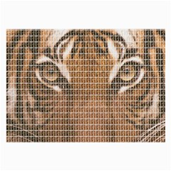 Tiger Tiger Large Glasses Cloth (2-Side) by cocksoupart