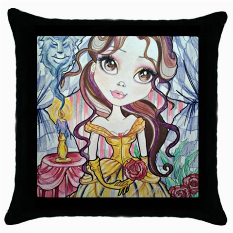 By Leslie Mehl   Throw Pillow Case (black)   Jfjllvf74w22   Www Artscow Com Front