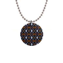Stones Pattern Button Necklaces by Costasonlineshop