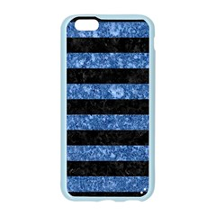 STR2 BK-BL MARBLE Apple Seamless iPhone 6/6S Case (Color) by trendistuff