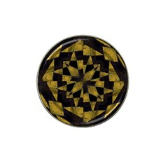 Bold Geometric Hat Clip Ball Marker (4 Pack) by dflcprints
