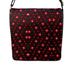 True Us Flap Messenger Bag (l)  by MRTACPANS