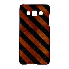 STR3 BK MARBLE BURL (R) Samsung Galaxy A5 Hardshell Case