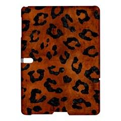 Skin5 Black Marble & Brown Burl Wood Samsung Galaxy Tab S (10 5 ) Hardshell Case  by trendistuff
