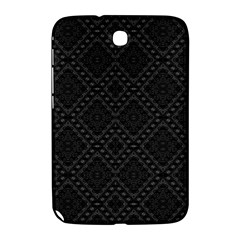 BACK IS BLACK Samsung Galaxy Note 8.0 N5100 Hardshell Case  by MRTACPANS