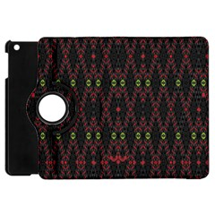 Blax In Color Apple Ipad Mini Flip 360 Case by MRTACPANS
