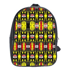 Vacs Sin Eight One School Bags (xl)  by MRTACPANS