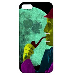 Sherlock Holmes Apple Iphone 5 Hardshell Case With Stand by icarusismartdesigns