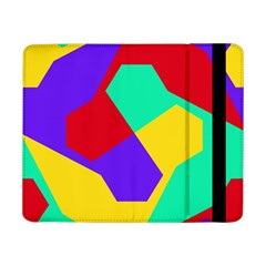 Colorful Misc Shapes                                                  			samsung Galaxy Tab Pro 8 4  Flip Case by LalyLauraFLM