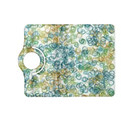 Fading shapes texture                                                    Kindle Fire HD (2013) Flip 360 Case by LalyLauraFLM