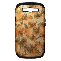 Water Oil Paint                                                       samsung Galaxy S Iii Hardshell Case (pc+silicone) by LalyLauraFLM