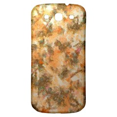 Water Oil Paint                                                       samsung Galaxy S3 S Iii Classic Hardshell Back Case by LalyLauraFLM