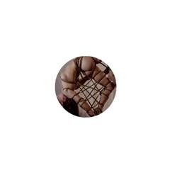 Shibari King Of Diamonds 1  Mini Buttons by RumenBasheff