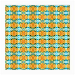 Dragonflies Summer Pattern Medium Glasses Cloth by Costasonlineshop