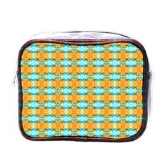 Dragonflies Summer Pattern Mini Toiletries Bags by Costasonlineshop