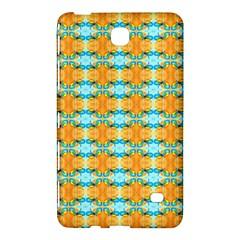 Dragonflies Summer Pattern Samsung Galaxy Tab 4 (8 ) Hardshell Case  by Costasonlineshop